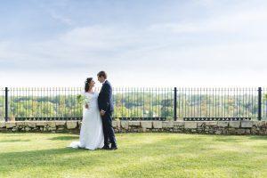 Mariage au château de la Ligne, Bordeaux