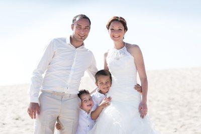 dune Pilat famille anniversaire de mariage