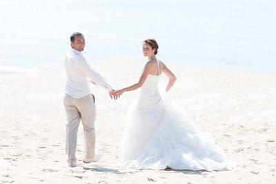 dune Pilat couple mariage