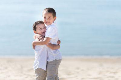 dune Pilat portraits enfants couleur
