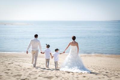 dune pilat portrait famille couleur 5