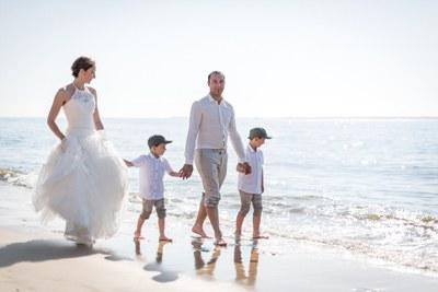 dune pilat famille océan