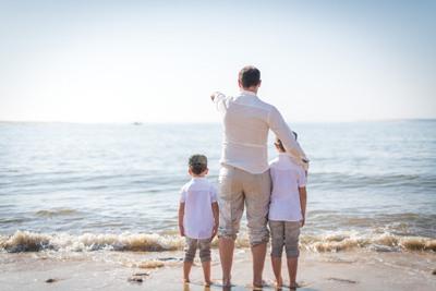 portrait père et fils dune pilat