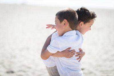 dune Pilat enfants qui jouent 4