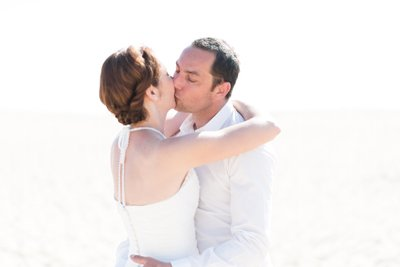 dune Pilat baiser de couple couleur 2